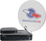 Комплект спутникового телевидения  Триколор  Европа GS E 501 + GS C 5911 (на 2 ТВ)