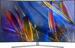 QLED телевизор  Samsung  QE-55 Q7CAMUXRU