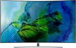 QLED телевизор  Samsung  QE-55 Q8CAMUXRU