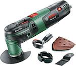 Многофункциональная шлифовальная машина  Bosch  PMF 250 CES 0603102120