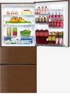 Многокамерный холодильник  Panasonic  NR-C 535 YG-T8 коричневый