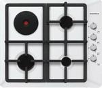 Встраиваемая комбинированная варочная панель  MAUNFELD  MEHE.64.97 W