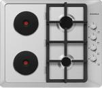 Встраиваемая комбинированная варочная панель  MAUNFELD  MEHS.64.98 S