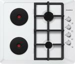 Встраиваемая комбинированная варочная панель  MAUNFELD  MEHE.64.98 W