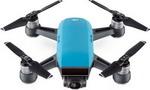 Квадрокоптер  DJI  Spark Combo Sky Blue