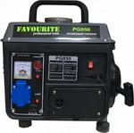 Электрический генератор и электростанция  Favourite  PG 950