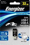 Флеш-накопитель  Energizer  32 GB Ultimate Dual USB-A/microUSB (USB 3.1) OTG