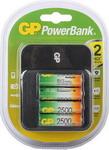 Батарейка, аккумулятор и зарядное устройство  GP  PB 550 GS 250