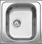 Кухонная мойка  BLANCO  TIPO 45-C нержавеющая сталь матовая