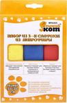 Бытовая химия и салфетка для уборки  Рыжий кот  MFS-03/3