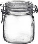 Емкость для хранения продуктов  Bormioli Rocco  для сыпучих продуктов 0.75 л