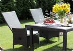 Мебель для дачи  Besta Fiesta  LAVRAS черный