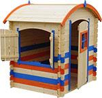 Детский игровой домик  Paremo  PS 217-09 Игровой домик для детей Оливер, в цвете