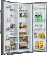 Холодильник Side by Side  Shivaki  SBS-615 DNFX