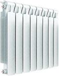 Водяной радиатор отопления  RIFAR  Monolit 500 х 8 сек