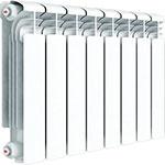 Водяной радиатор отопления  RIFAR  Alum 350 х 6 сек