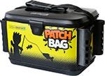 Сумка и чехол  Yoshi Onyx  Patch Bag с держателями для удилища, 40х26х27, черно-желтая 96803