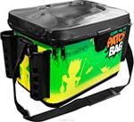 Сумка и чехол  Yoshi Onyx  Patch Bag с держателями для удилища, 40х26х27, желто-зеленая 96805