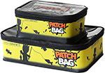Сумка и чехол  Yoshi Onyx  Patch Bag (1x - 35х23х10, 1x - 25 x 16 x 10), черно-желтый 96809