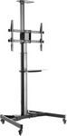 Подставка, стойка, полка для телевизора и аппаратуры  Brateck  TTV 03-46 TW