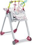 Сопутствующий товар для кормления  Chicco  Набор для моделей стульчиков POLLY Progres5 и Polly 2 Start