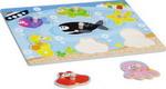 Деревянная игрушка  Bondibon  Подводный мир ВВ1500