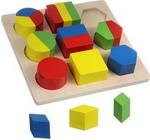 Деревянная игрушка  Bondibon  Дроби ВВ1499