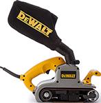 Ленточная шлифовальная машина  DeWalt  DWP 352 VS