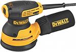 Эксцентриковая шлифовальная машина  DeWalt  DWE 6423
