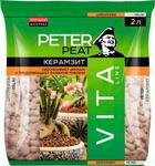 Удобрение и грунт  PETER PEAT  VITA фракция 5-10 2л