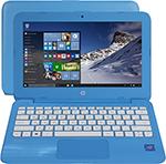 Ноутбук  HP  Stream 11-y 000 ur (Y3U 90 EA) Aqua blue