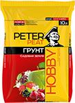 Удобрение и грунт  PETER PEAT  Садовая земля, линия ХОББИ, 10л