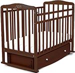 Детская кроватка  Sweet Baby  Luciano Wenge (Венге) 382 040