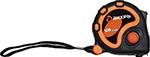 Измерительный инструмент  Вихрь  Рулетка 10мх25мм