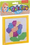 Товар для творчества  Bondibon  Вышивка на пластиковой канве. Цветик-семицветик ВВ1643