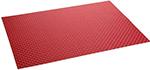 Предмет для сервировки стола  Tescoma  FLAIR SHINE 45 x 32см,красный 662062