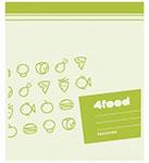 Емкость для хранения продуктов  Tescoma  4FOOD 23 x 27см, 15шт, 897028
