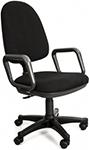 Офисное кресло  Recardo  Partner черный