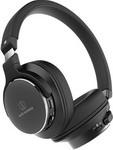 Наушники  Audio-Technica  ATH-SR5BT BK