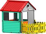 Детский игровой домик  Dolu  DL_3013