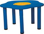 Стол и стул  King Kids  ``Сэнди``, с системой хранения мелочей, цвет Синий KK_KM 1200_B