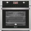 Встраиваемый газовый духовой шкаф  Ricci  RGO 650 IX