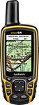 Навигатор туристический  Garmin  GPSMAP 64 Russia (черно-желтый)
