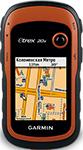 Навигатор туристический  Garmin  Etrex 20 x GPS, Глонасс Russia (черно-рыжий)