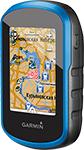 Навигатор туристический  Garmin  Etrex Touch 25 GPS/Глонасс Russia (черно-синий)