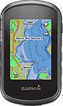 Навигатор туристический  Garmin  Etrex Touch 35 GPS/Глонасс Russia (черно-серый)