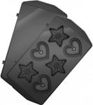 Аксессуар для приготовления пищи  REDMOND  RAMB-24 (Сердечки и звёздочки) (Черный)
