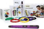 3D ручка и набор  Feizerg  FSP 001 фиолетовый