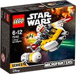 Конструктор  Lego  STAR WARS ``Микроистребитель типа Y`` 75162-L