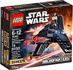 Конструктор  Lego  STAR WARS ``Имперский шаттл`` 75163-L
